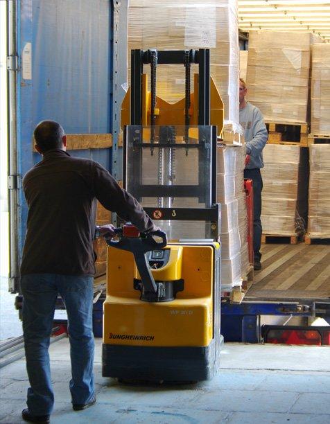 Logistique - Transports Pech